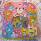 Pet House Kawaii Sticker Sack