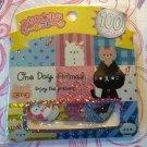 One Day Animal Kawaii Sticker Sack