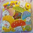 Mushroom Kawaii Sticker Sack