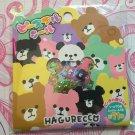 HAGURECCO Kawaii Sticker Sack