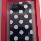 Kate Spade black white dots Premium Hardshell iPhone 4&4s case New in box
