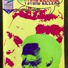 PSYCHO KILLERS COMIC BOOK #9 TED BUNDY 1992