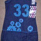 NWT Glamour Girl Fashion Jean Dress Toddler/Girls 3 www.thriftstoretreasure.ecrater.com