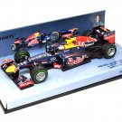Minichamps 410120101 Red Bull Racing Renault RB8 #1 'Sebastian Vettel' F1 World Champion 2012