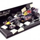 Minichamps 410100005 Red Bull Racing Renault RB6 'Vettel' F1 World Champion 2010