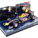 Minichamps 413110401 Red Bull Racing RB7 #1 'Vettel' F1 World Champion 2011