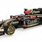 Minichamps 417140008 Lotus F1 Team Renault E22 #8 'Romain Grosjean' F1 2014