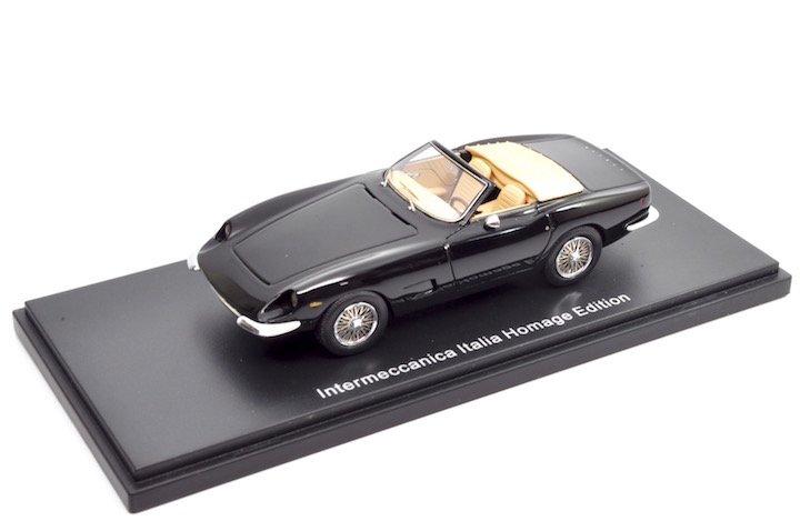 Automodello AM-INT-ITA-HE Intermeccanica Italia 1967 - Homage Edition