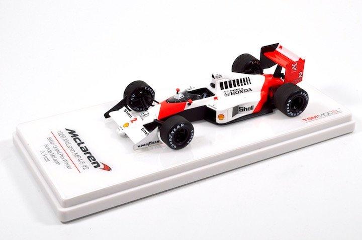 TSM Models TSM154337 McLaren-Honda MP4/5 #2 �Alain Prost� F1 World Champion 1989