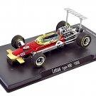 RBA Models 1370023 Lotus Ford Type 49B 'GrahamHill' F1 World Champion 1968