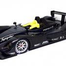 Auto Art WAP02160618 Porsche RS Spyder Carbon Fiber Black 2007 Presentation