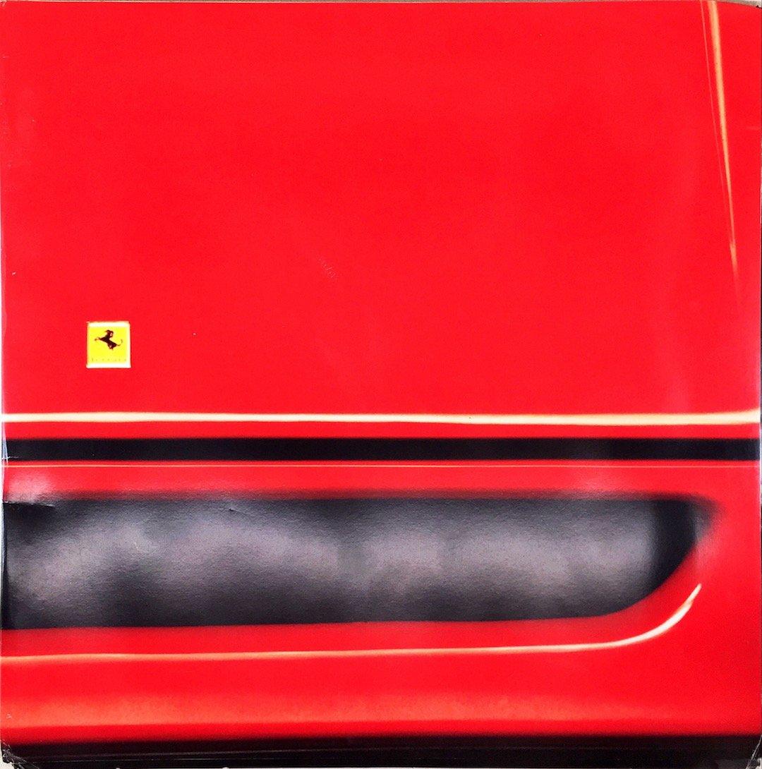 Ferrari F40 Sales Brochure - 561/89