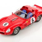 Look Smart Models LS18LM05 Ferrari 330TRi/LM #6 winner Le Mans 1962