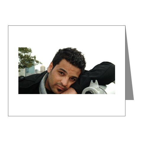 Hussam Al Rassam Note Cards (Pk of 10)