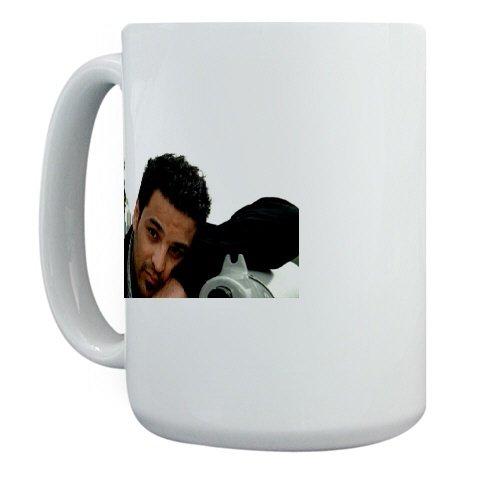 Hussam Al Rassam Large Mug