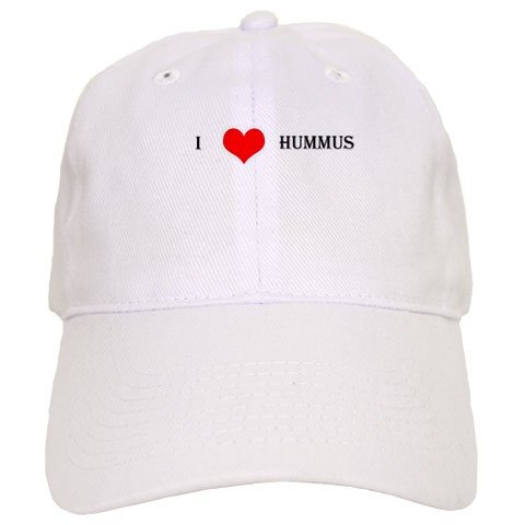 """I Love Hummus"" Cap"