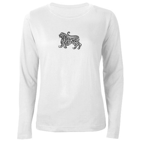Islam / Muslim Lion Women's Long Sleeve T-Shirt