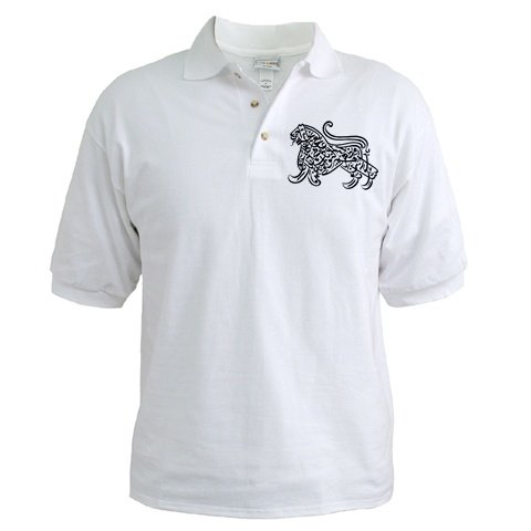 Islam / Muslim Lion Golf Shirt