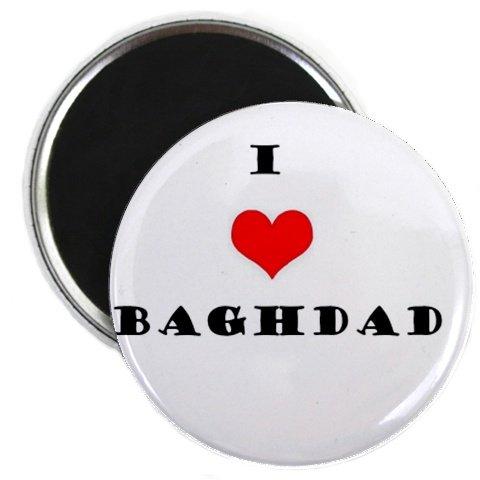 """""""I love Baghdad"""" Magnet"""