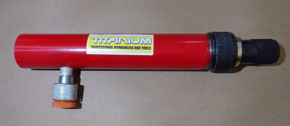 "4 Ton Hydraulic Porta Power Cylinder Ram 5"" Stroke Auto Body Free Ship 770-118"