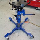 HALF-TON 1/2 TON capacity High Lift AIR OVER HYDRAULIC 2 stage TRANSMISSION JACK