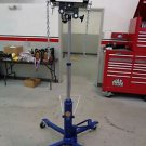 HALF-TON 1/2 TON 1000 pound cap. High Lift HYDRAULIC 2 stage TRANSMISSION JACK