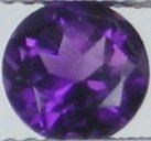 6.2mm (~1.00ct) Round Brilliant Africa Amethyst