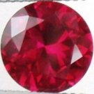 9mm (~3.58ct) Round Brilliant Sri Lanka Ruby