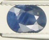 7x5mm (~1.03ct) Oval Shape Thailand Sapphire