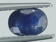 8x6mm (~1.22ct) Oval Shape Thailand Sapphire