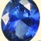 10x8mm (~2.96ct) Oval Shape Ceylon Sapphire