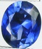11x9mm (~4.1ct) Oval Shape Ceylon Sapphire