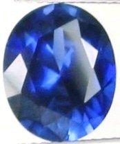 11x9mm (~4.11ct) Oval Shape Ceylon Sapphire
