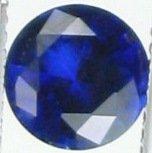 6.5mm (~1.64ct) Round Brilliant Madagascar Sapphire