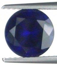 8mm (~2.27ct) Round Brilliant Thailand Sapphire