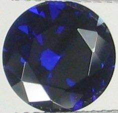 9.4mm (~3.93ct) Round Brilliant Ceylon Sapphire