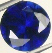 9.7mm (~4.33ct) Round Brilliant Thailand Sapphire