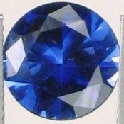 10mm (~4.49ct) Round Brilliant Ceylon Sapphire