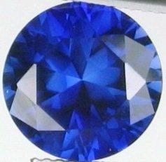 12mm (~5.68ct) Round Brilliant Australia Sapphire