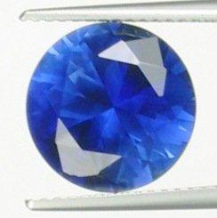 12mm (~5.91ct) Round Brilliant Ceylon Sapphire