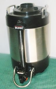 BUNN SCG-60D 1.5 Gal Satellite Coffee Server Very Clean