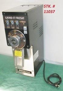 GRINDMASTER 810 COFFEE GRINDER Very Clean COMPARE w/ Bunn G1 G2 G3 875