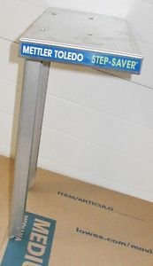"METTLER TOLEDO STEP SAVER ""ADD ON"" SHELF FOR RETAIL PACKAGING SCALE SHELF"
