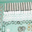 SYRUP PUMP PUMPS REPAIR PARTS LARGE ASSORTMENT FOR ICE CREAM SYRUP SODA RAILS
