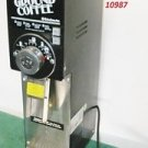 GRINDMASTER 875 COMMERCIAL COFFEE GRINDER Serviced Sanitized Comp w/ Bunn G ser.