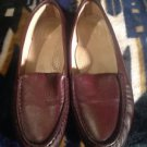 SAS Tripad Comfort Women's Shoes, Size 8 M, Burgundy Slip on Loafers Leather