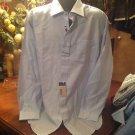 Daniel Cremieux Richard Dress Shirt Men's 17 35 L/S Button Front Cotton Ret. $65