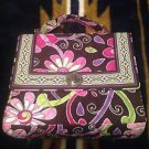 Vera Bradley Julia 'Purple Punch'Colorful Print~Authentic~New W/Tags!