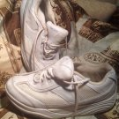 SPECIAL TRIM STEP WALK IT WHITE WOMEN'S ATHLETIC SHOES SNEAKERS SIZE 11M