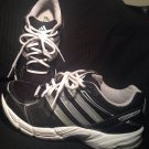 MEN'S ADIDAS RESPONSE CUSHION 19 RUNNING SHOES SZ 6.5M TRAINERS BLACK & WHITE